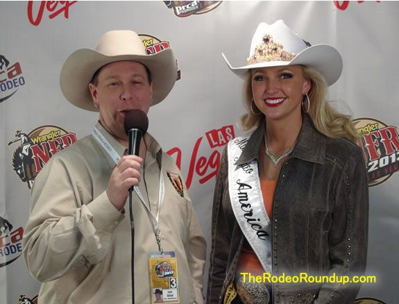 miss rodeo america wnfr