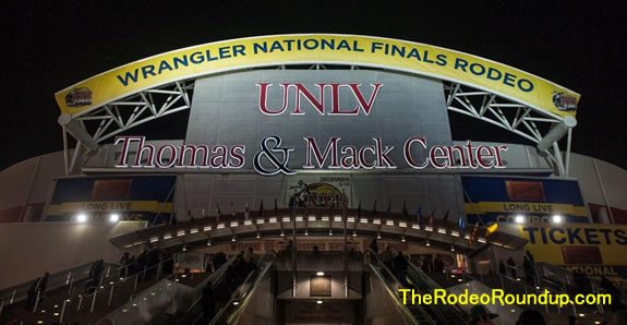 Thomas and Mack Home to the WNFR