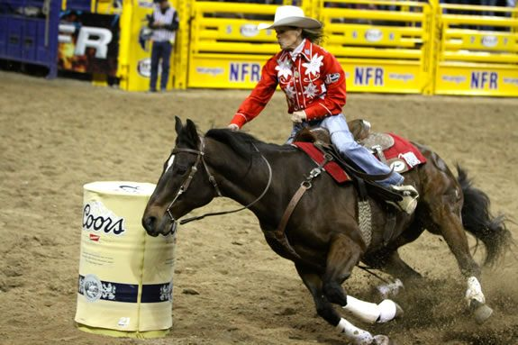 NFR World Finals Las vegas