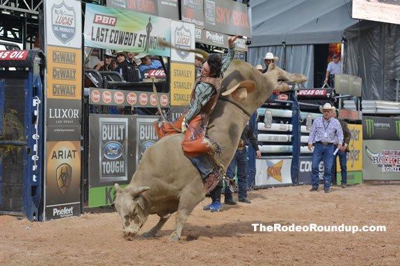 PBR Last Cowboy Standing Round 2