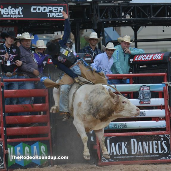 3435fa5e8d15c Pro Bull Riding (PBR) - The Rodeo Round Up